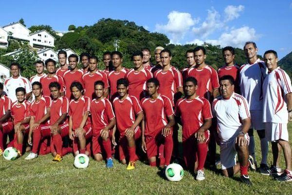 Sélection de Tahiti / football