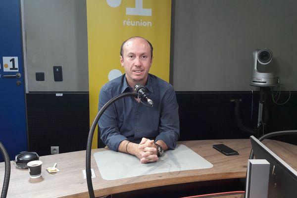 Dominique Vienne, Président de la CPME-Réunion