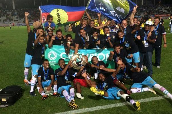 Hienghène jouera bien le Mondial des clubs de la FIFA cette année.