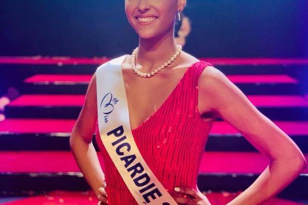 Miss Picardie - Morgane Fradon