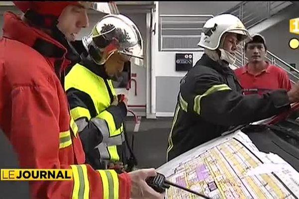 Incendie dans les sous-sols de l'hôpital de Tahiti
