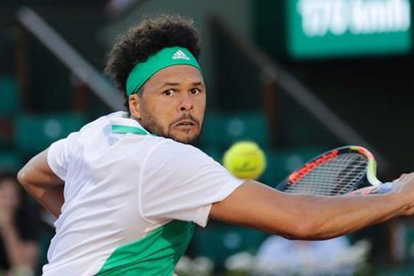 Tsonga / Roland Garros