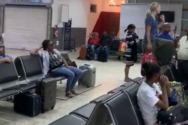 Madagascar aéroport