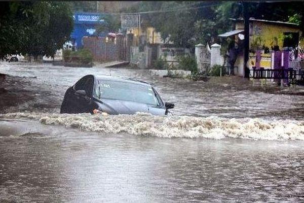 Jamaïque inondations
