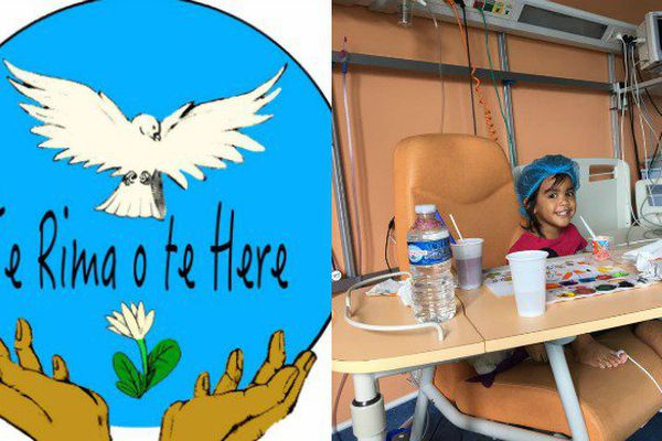 Polynésiens hospitalisés dans l'Hexagone