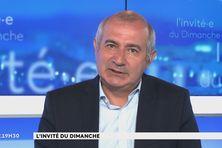 Le haussaire Laurent Prévost au JT du 14 mars.