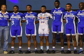 Sélection de Martinique en cyclisme