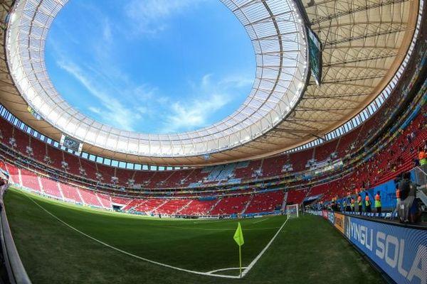 Le Stade de Brasilia