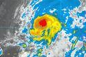 L'ouragan Fred frappe le Cap Vert avec des vents à 140 km/h