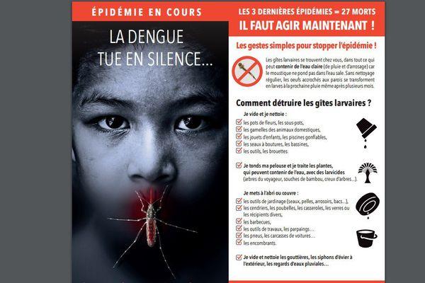 dengue campagne