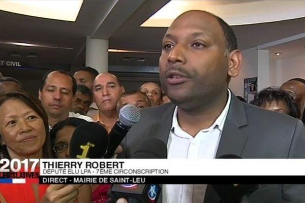 Thierry Robert député de la 7eme circonscription