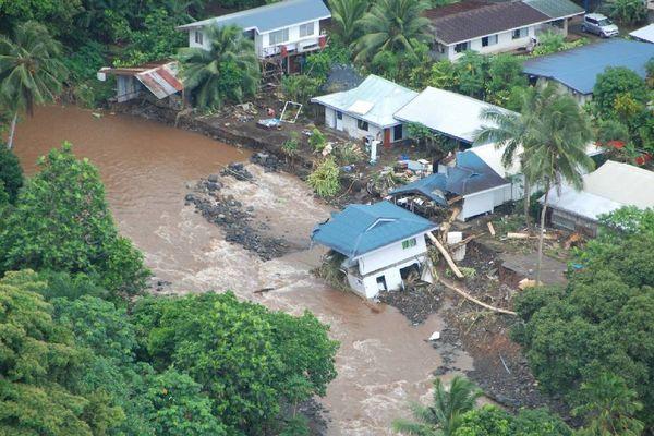 48 heures après le déluge, les dégâts sont toujours impressionnants