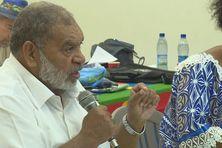 Louis Kotra Uregei, le président du Parti Travailliste
