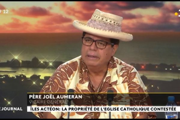 Père Joel Auméran