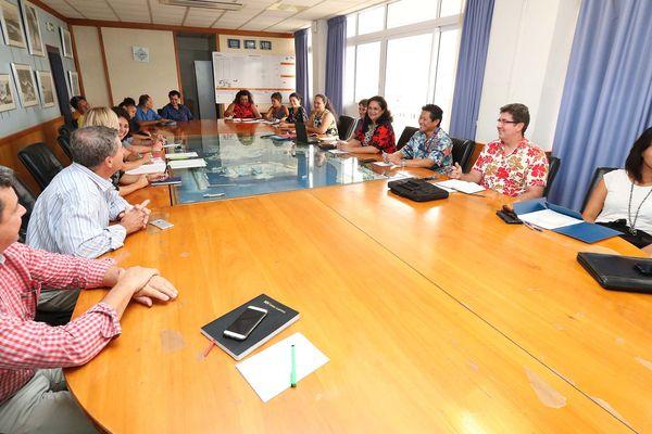 Le Pays continue son offensive croisière pour la destination de Tahiti et ses îles