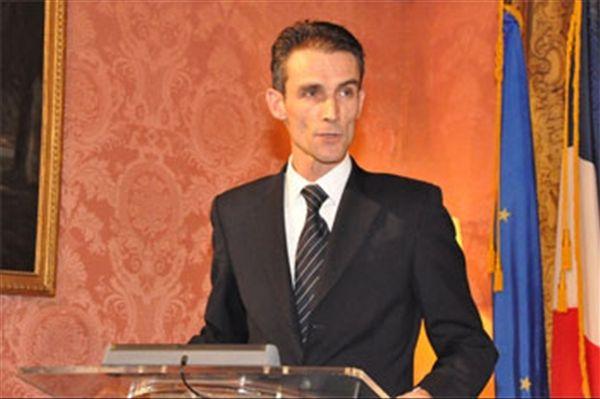 Philippe Lalliot, porte-parole du quai d'Orsay