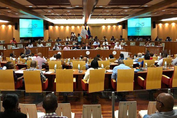 L'assemblée plénière du 10 décembre