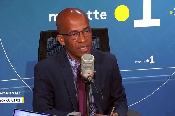 Salim Mdéré, 1er vice-président du nouveau Conseil Départemental