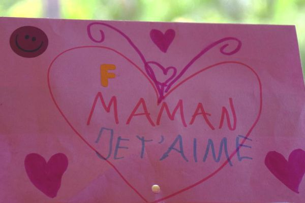 Photo Bonne fête maman fête mères dessin enfant (28 mai 2017)