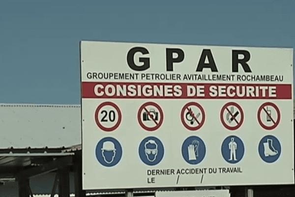 grève au GPAR