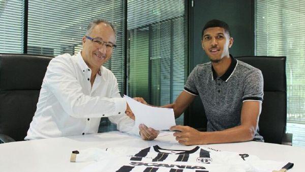 Dorian Bertand contrat Angers