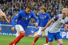 M' Bappé, Pogba et Kanté absents face à l'Albanie.