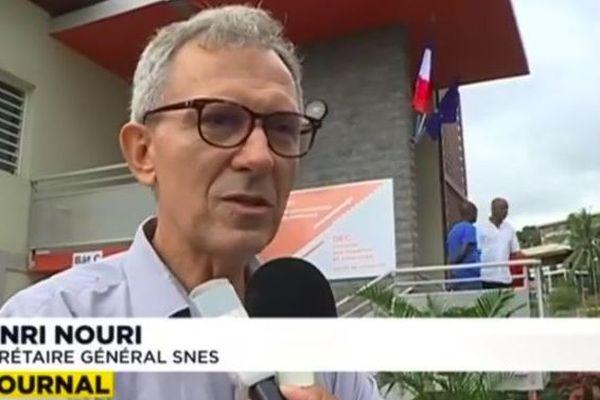 Henri Nouri SNES