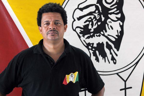 Elie Domota Secrétaire Général de l'UGTG