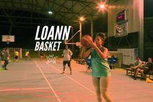 Loann Fisiipeau, espoir en basket-ball