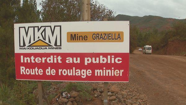 Mine Graziella, MKM, juillet 2021