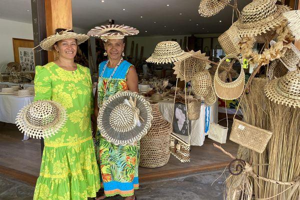 Vahine Rima'i no Rurutu - Le savoir faire des îles Australes