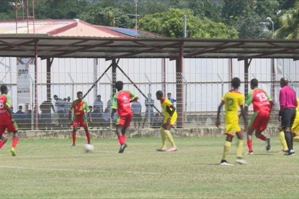 Football tournoi Paul Chillan