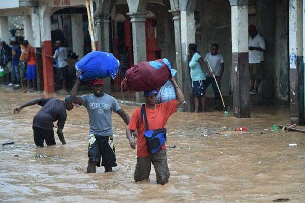 haiti inondations
