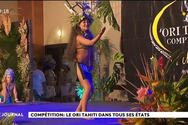 Le succès du Ori Tahiti compétition