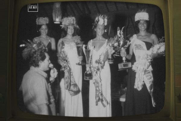 Miss Tahiti 1977