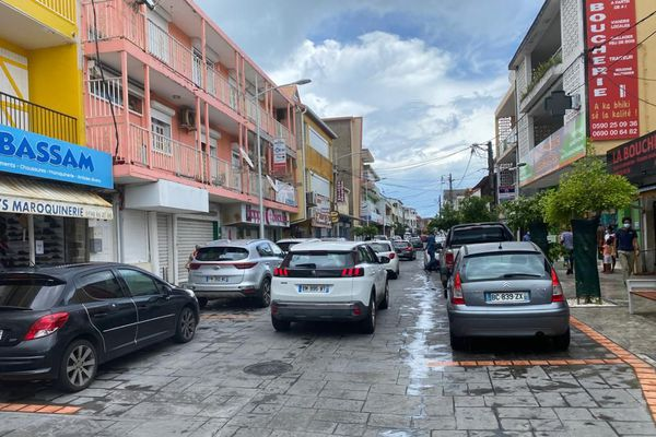 Rue Paul Lacave à cbe