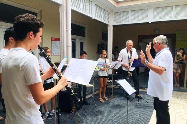 Portes ouvertes au Conservatoire de musique et de danse, 31 octobre, musique