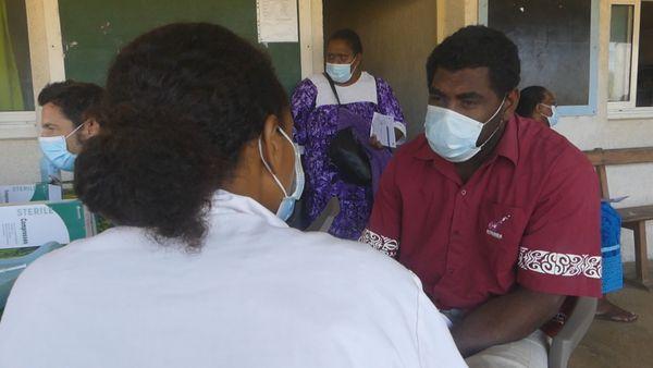 Vaccination lifou