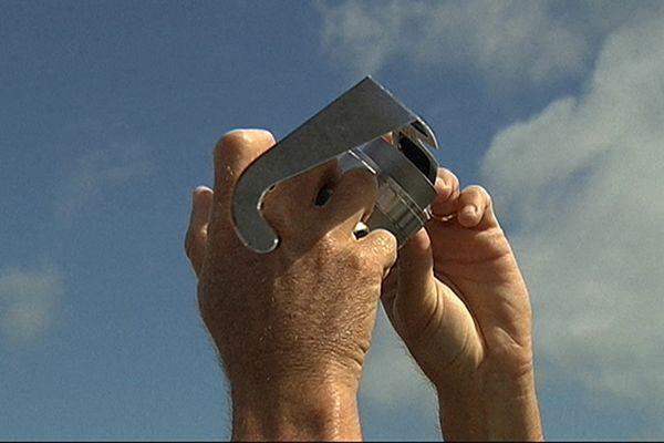 13-Certains se sont essayés à photographier l'éclipse