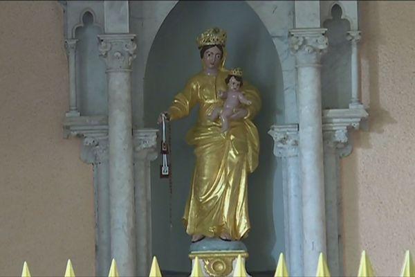 Vierge du Mont Carmel