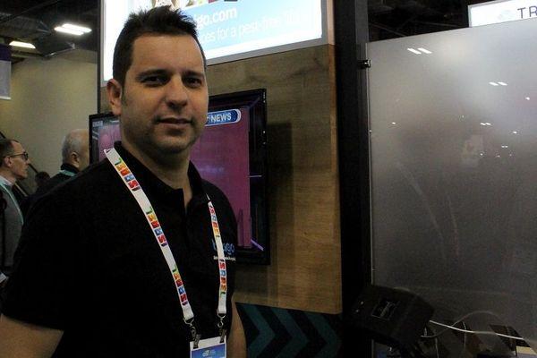 Nadav Benedek de la start-up Bzigo