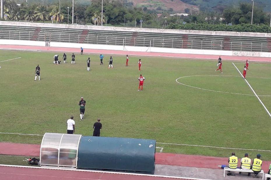 Coupe de Martinique : le Club Franciscain rejoint les autres qualifiés pour le 8e tour - Martinique la 1ère