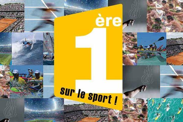 Polynésie 1ère, 1ère sur le sport