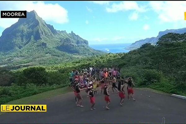 Va'a où le vent te porte, projet pédagogique inter îles