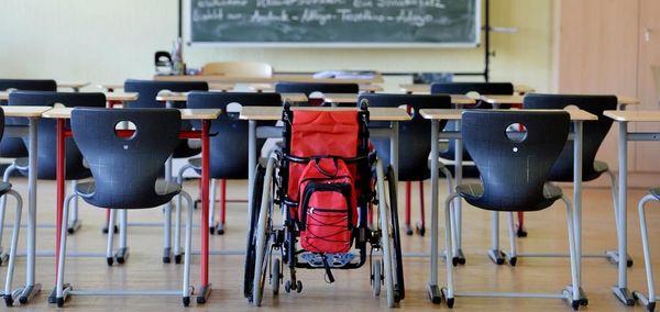 Handicap et scolarité
