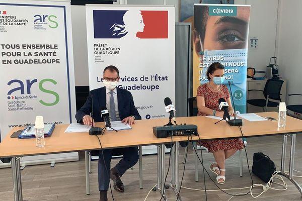 Conférence de presse Covid - 08/12/2020