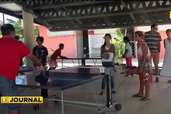 Le collège de Hao diversifie ses activités sportives