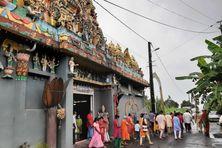 La communauté tamoule de La Réunion célèbre la fête du Pongol.