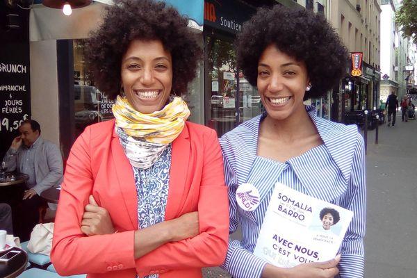 Des jumelles candidates aux législatives