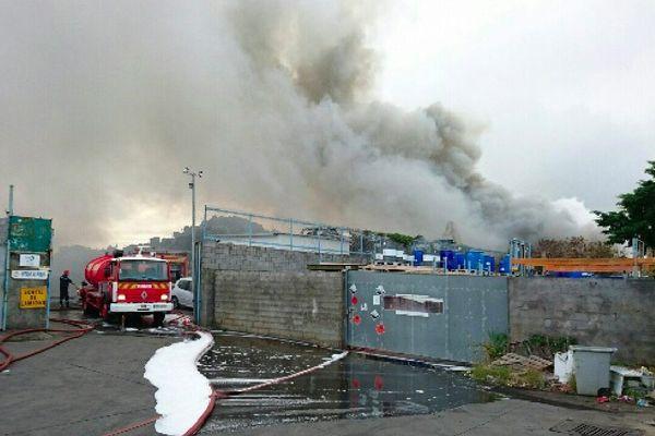20160910 Incendie Casse